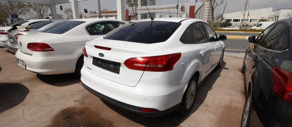 ikinci el araba 2015 Ford Focus 1.6 TDCi Trend X Dizel Manuel 142000 KM 7