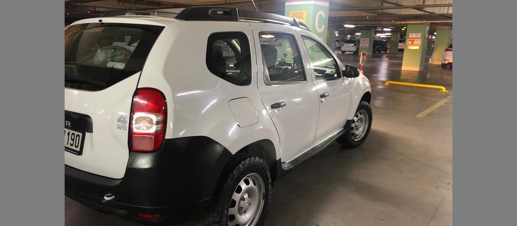 ikinci el araba 2017 Dacia Duster 1.5 dCi Ambiance Dizel Manuel 116000 KM 2