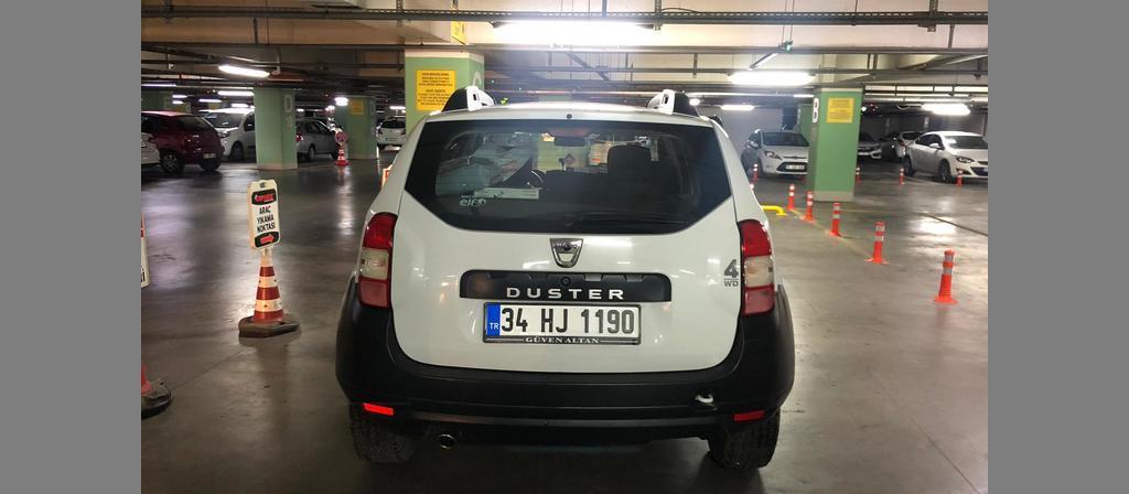 ikinci el araba 2017 Dacia Duster 1.5 dCi Ambiance Dizel Manuel 116000 KM 4