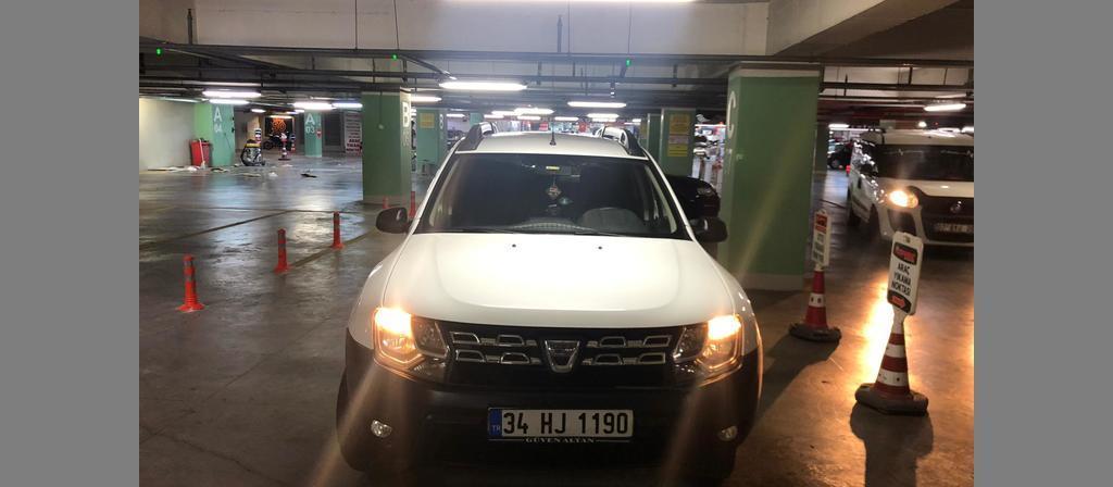 ikinci el araba 2017 Dacia Duster 1.5 dCi Ambiance Dizel Manuel 116000 KM 7