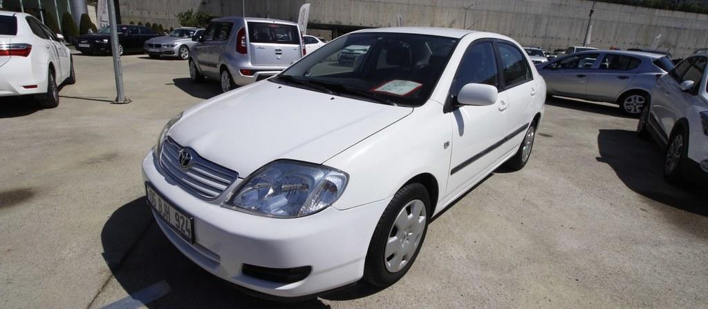 ikinci el araba 2006 Toyota Corolla 1.4 D4 Linea Dizel Manuel 201000 KM