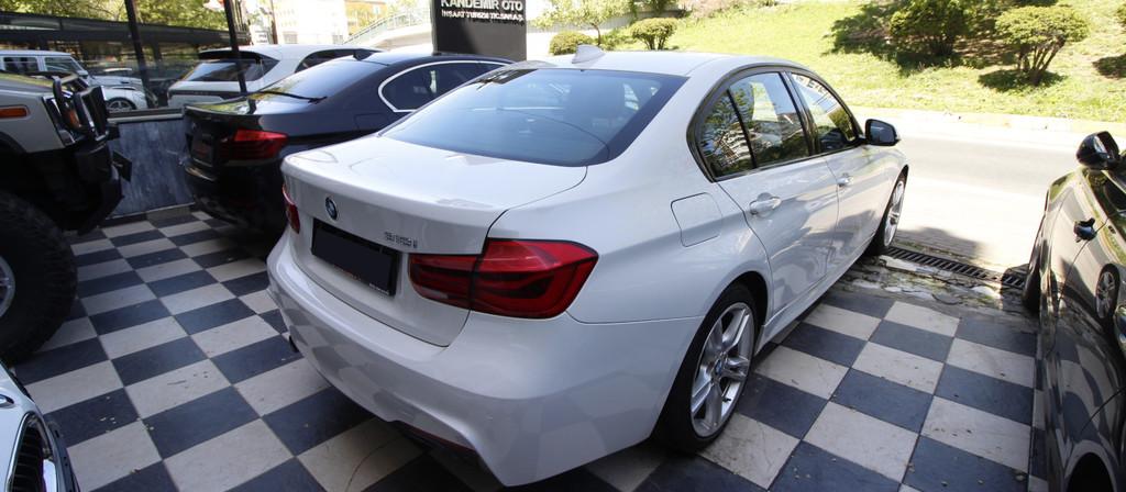 ikinci el araba 2016 BMW 3 Serisi 318i M Joy Plus Benzin Otomatik 82000 KM 6