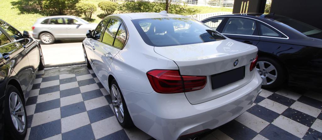 ikinci el araba 2016 BMW 3 Serisi 318i M Joy Plus Benzin Otomatik 82000 KM 1