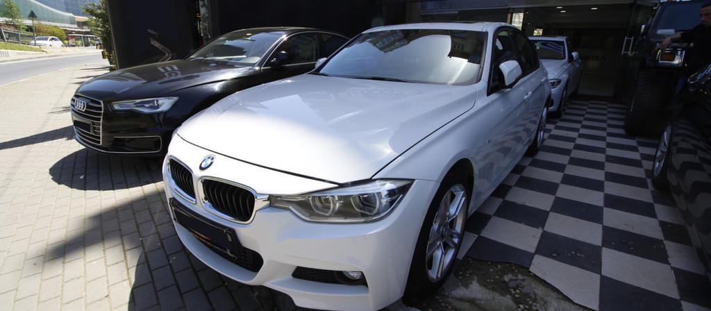 ikinci el araba 2016 BMW 3 Serisi 318i M Joy Plus Benzin Otomatik 82000 KM
