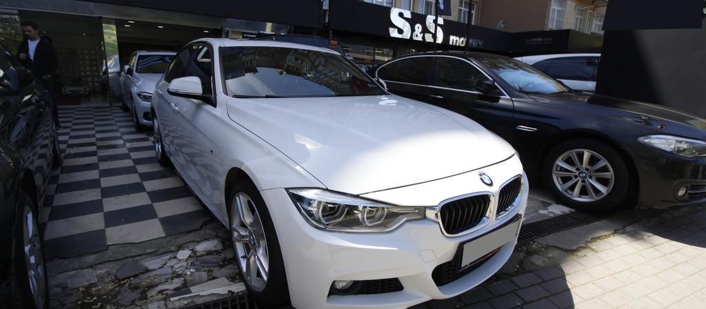 ikinci el araba 2016 BMW 3 Serisi 318i M Joy Plus Benzin Otomatik 82000 KM 3