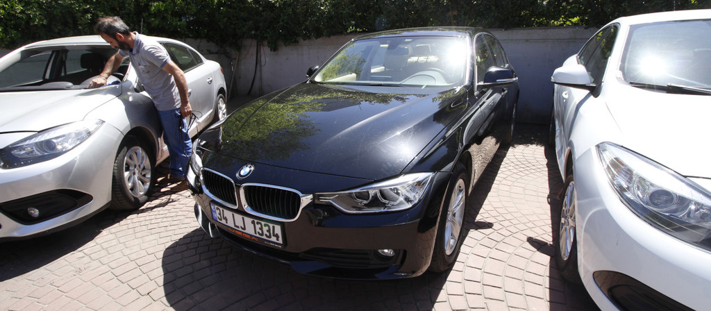 ikinci el araba 2014 BMW 3 Serisi 316i Comfort Benzin Otomatik 28800 KM