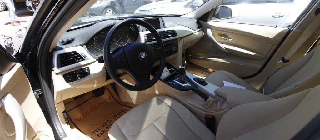 ikinci el araba 2014 BMW 3 Serisi 316i Comfort Benzin Otomatik 28800 KM 0