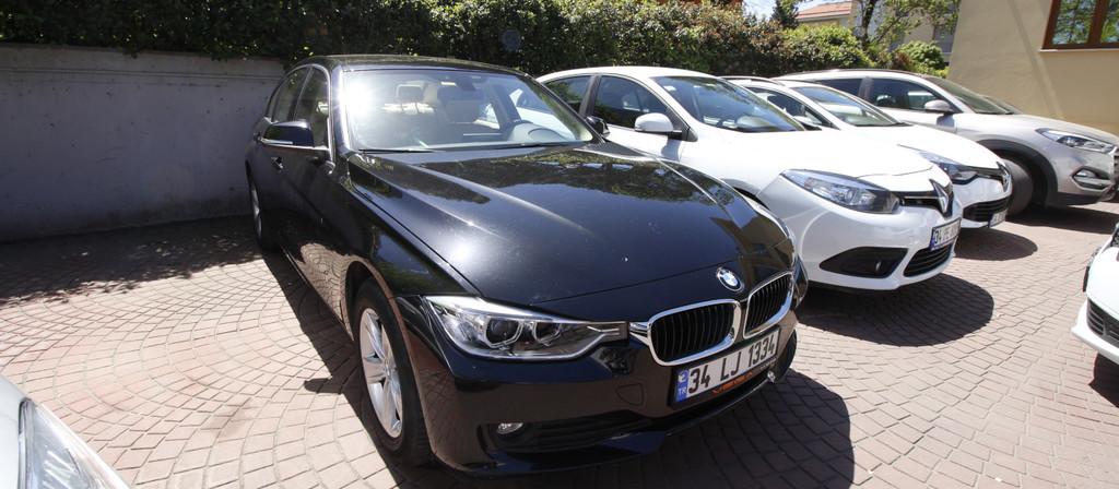 ikinci el araba 2014 BMW 3 Serisi 316i Comfort Benzin Otomatik 28800 KM 2