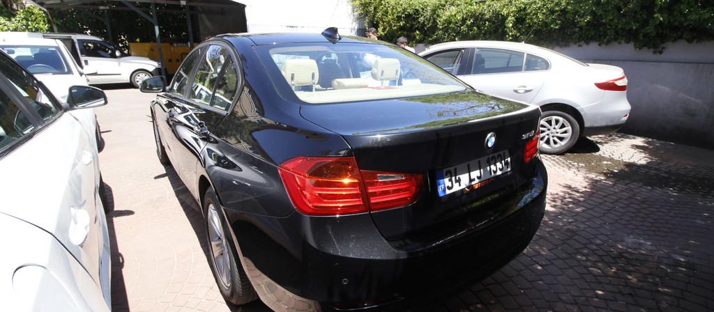 ikinci el araba 2014 BMW 3 Serisi 316i Comfort Benzin Otomatik 28800 KM 5
