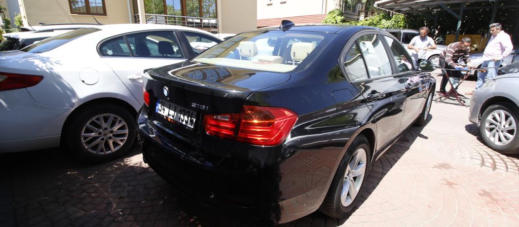 ikinci el araba 2014 BMW 3 Serisi 316i Comfort Benzin Otomatik 28800 KM 3