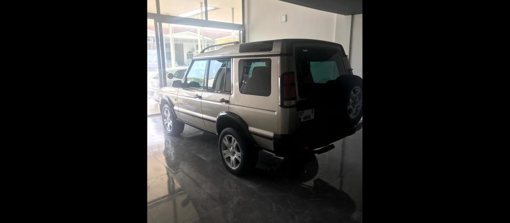 ikinci el araba 2001 Land Rover Discovery 4.0 Estate LPG Otomatik 242500 KM 0
