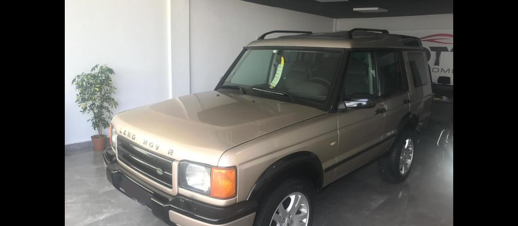 ikinci el araba 2001 Land Rover Discovery 4.0 Estate LPG Otomatik 242500 KM