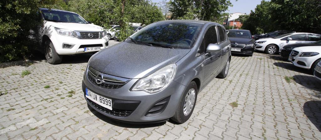 ikinci el araba 2013 Opel Corsa 1.2 Twinport Essentia Benzin Manuel 154400 KM