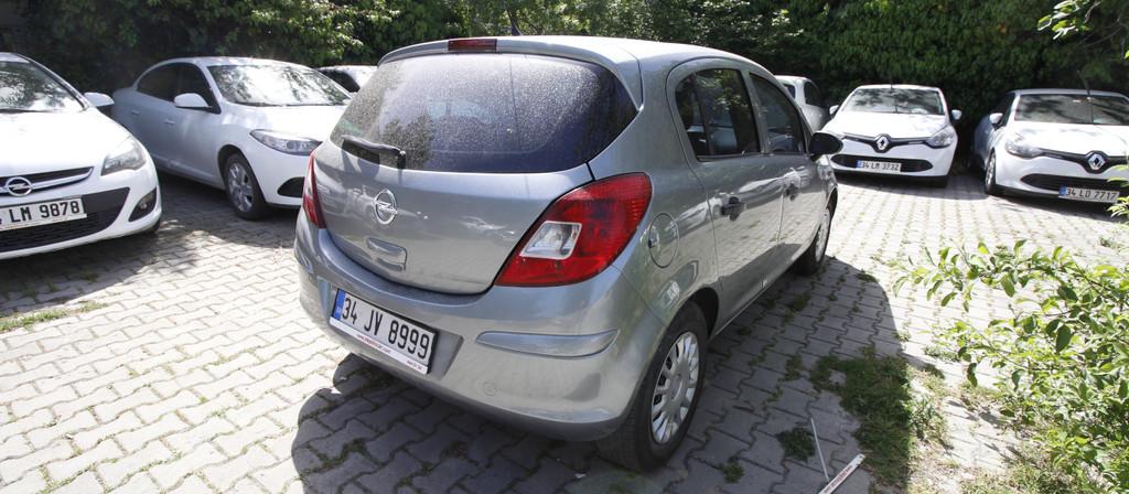 ikinci el araba 2013 Opel Corsa 1.2 Twinport Essentia Benzin Manuel 154400 KM 1