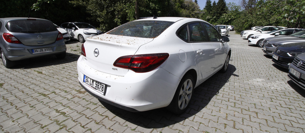 ikinci el araba 2015 Opel Astra 1.6 CDTI Business Dizel Manuel 141000 KM 5
