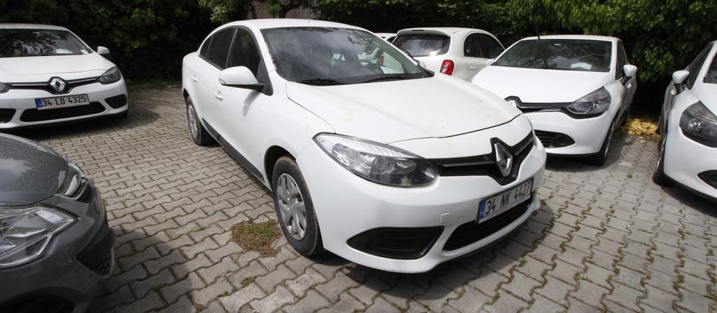 ikinci el araba 2014 Renault Fluence 1.5 dCi Joy Dizel Manuel 120850 KM 0