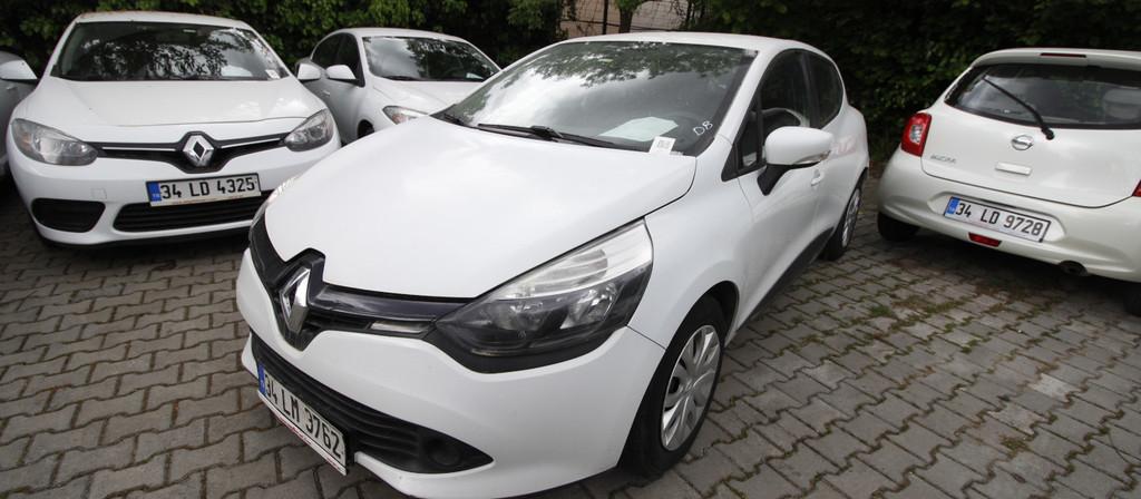 ikinci el araba 2014 Renault Clio 1.5 dCi Joy Dizel Manuel 143750 KM