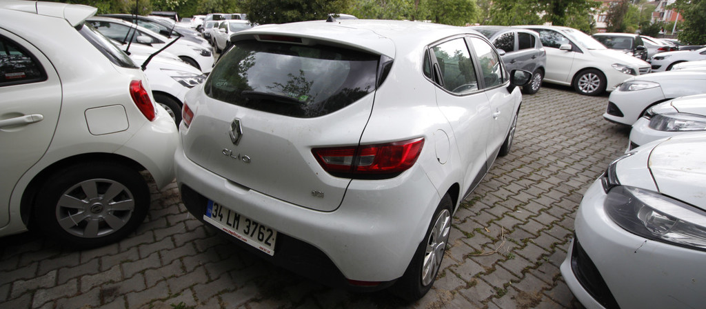 ikinci el araba 2014 Renault Clio 1.5 dCi Joy Dizel Manuel 143750 KM 1