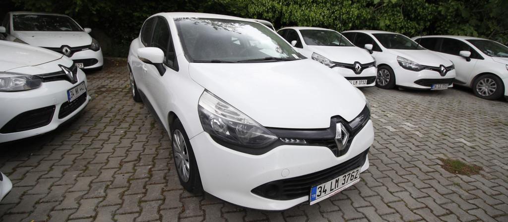 ikinci el araba 2014 Renault Clio 1.5 dCi Joy Dizel Manuel 143750 KM 2