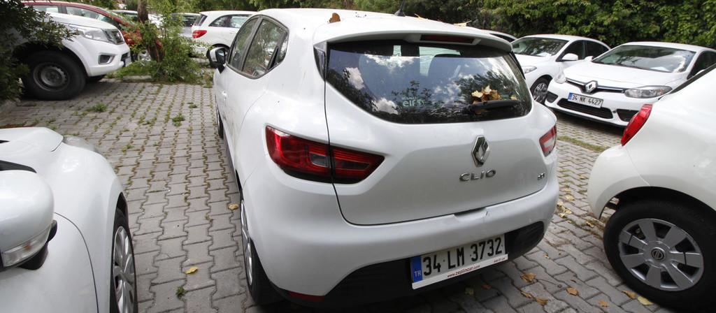 ikinci el araba 2014 Renault Clio 1.5 dCi Joy Dizel Manuel 219000 KM 4