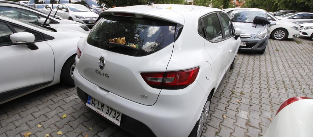 ikinci el araba 2014 Renault Clio 1.5 dCi Joy Dizel Manuel 219000 KM 5