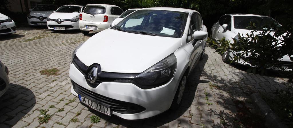 ikinci el araba 2014 Renault Clio 1.5 dCi Joy Dizel Manuel 129000 KM