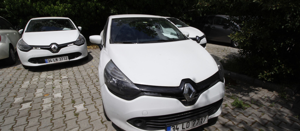 ikinci el araba 2014 Renault Clio 1.5 dCi Joy Dizel Manuel 129000 KM 1