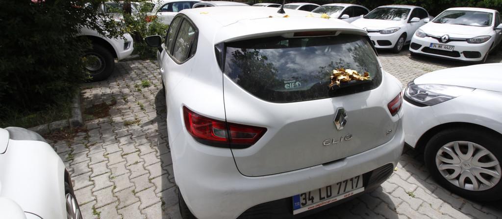 ikinci el araba 2014 Renault Clio 1.5 dCi Joy Dizel Manuel 129000 KM 2