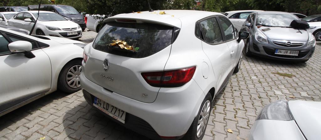 ikinci el araba 2014 Renault Clio 1.5 dCi Joy Dizel Manuel 129000 KM 3