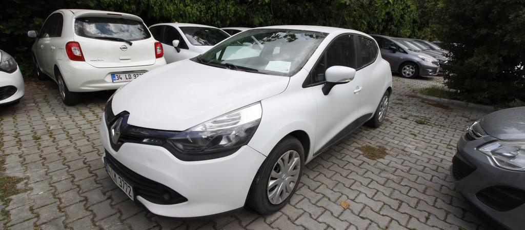 ikinci el araba 2014 Renault Clio 1.5 dCi Joy Dizel Manuel 144300 KM