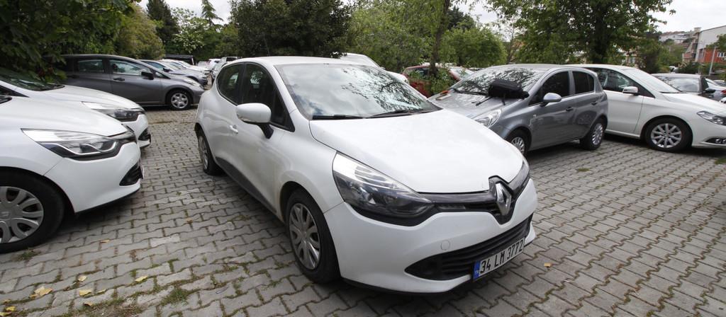 ikinci el araba 2014 Renault Clio 1.5 dCi Joy Dizel Manuel 144300 KM 1