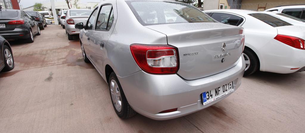 ikinci el araba 2015 Renault Symbol 1.5 dCi Joy Dizel Manuel 130000 KM 2