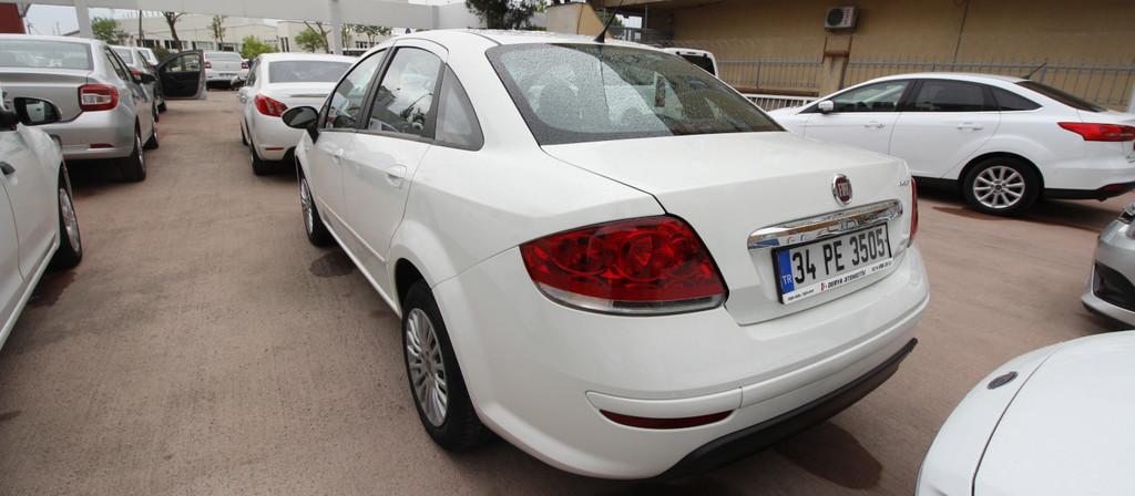 ikinci el araba 2015 Fiat Linea 1.3 Multijet Pop Dizel Manuel 145000 KM 4