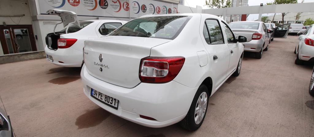 ikinci el araba 2016 Renault Symbol 1.5 dCi Joy Dizel Manuel 151000 KM 1