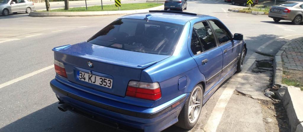 ikinci el araba 1997 BMW 3 3.16i Sedan Benzin Manuel 255000 KM 0