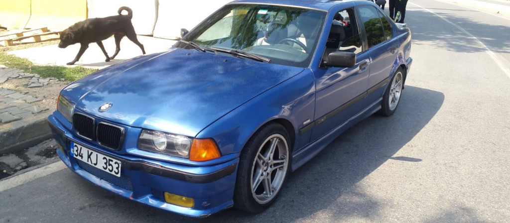 ikinci el araba 1997 BMW 3 3.16i Sedan Benzin Manuel 255000 KM