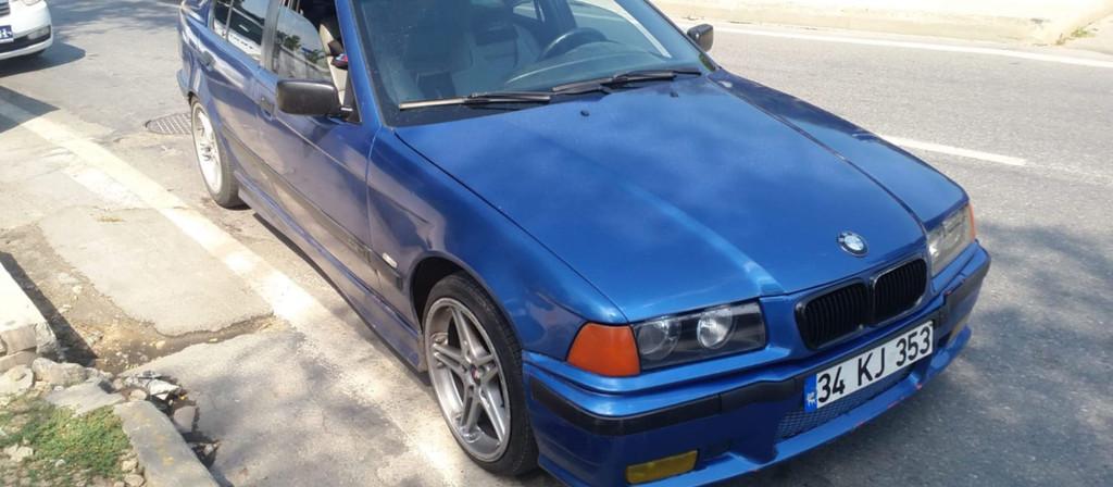 ikinci el araba 1997 BMW 3 3.16i Sedan Benzin Manuel 255000 KM 2
