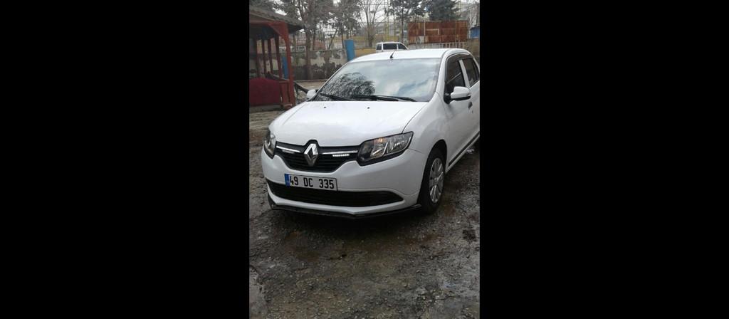 ikinci el araba 2013 Renault Symbol 1.2 Joy Benzin & LPG Manuel 165000 KM 5