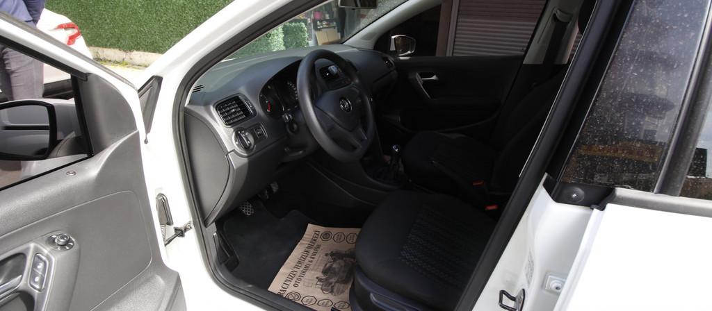 ikinci el araba 2017 Volkswagen Polo 1.4 TDi Trendline Dizel Manuel 108000 KM 4