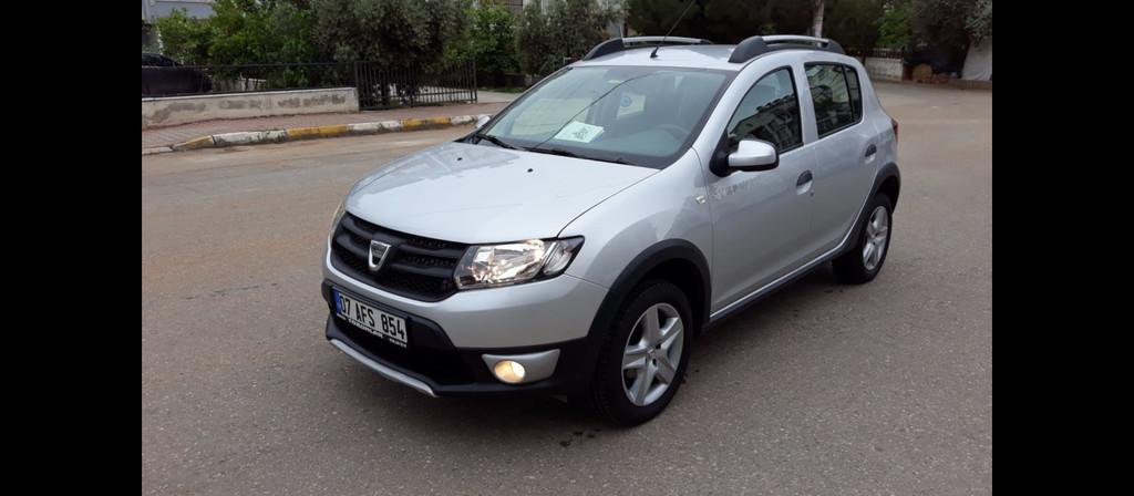 ikinci el araba 2016 Dacia Sandero 1.5 dCi Stepway Dizel Manuel 55250 KM