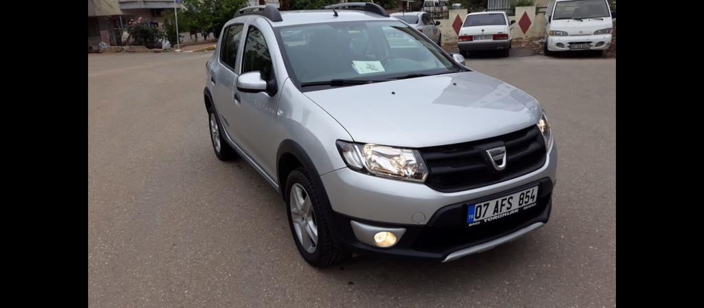 ikinci el araba 2016 Dacia Sandero 1.5 dCi Stepway Dizel Manuel 55250 KM 1