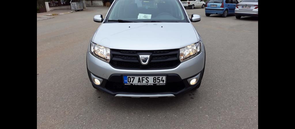ikinci el araba 2016 Dacia Sandero 1.5 dCi Stepway Dizel Manuel 55250 KM 3