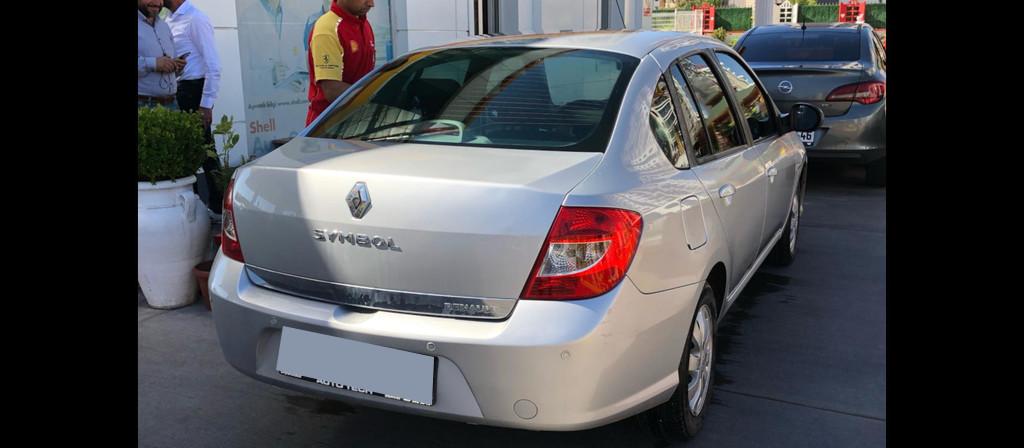 ikinci el araba 2012 Renault Symbol 1.2 Expression Plus Benzin Manuel 91000 KM 2