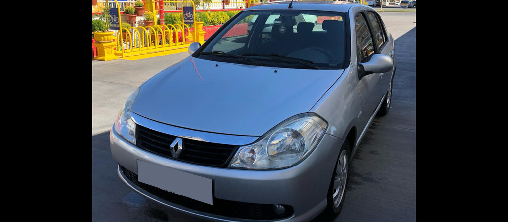 ikinci el araba 2012 Renault Symbol 1.2 Expression Plus Benzin Manuel 91000 KM