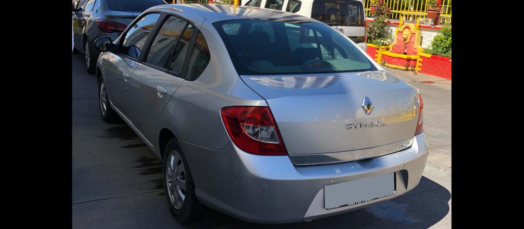 ikinci el araba 2012 Renault Symbol 1.2 Expression Plus Benzin Manuel 91000 KM 3