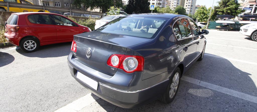 ikinci el araba 2011 Volkswagen Passat 1.4 TSi Comfortline Benzin Otomatik 132000 KM 0