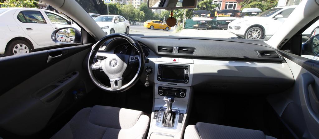 ikinci el araba 2011 Volkswagen Passat 1.4 TSi Comfortline Benzin Otomatik 132000 KM 4