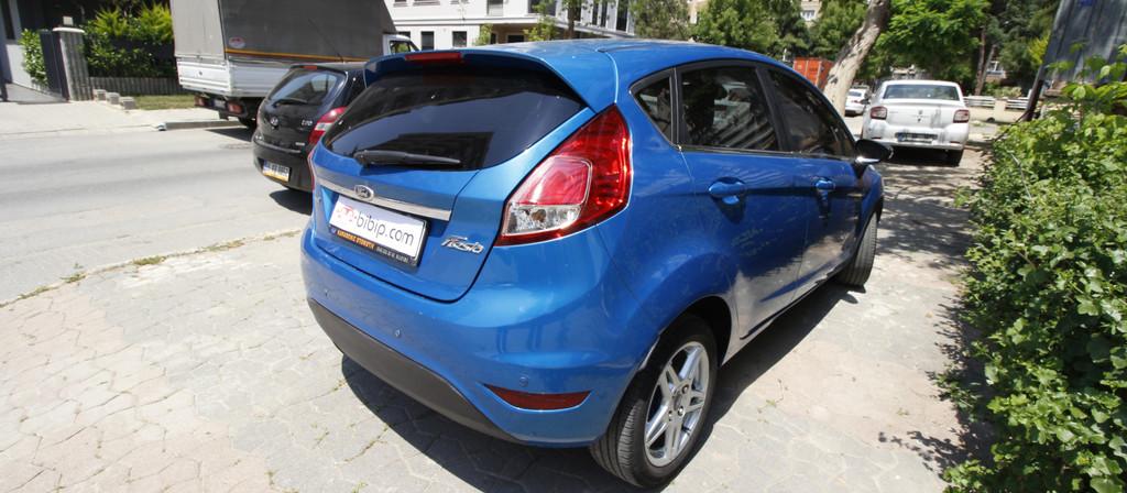 ikinci el araba 2014 Ford Fiesta 1.0 GTDi Titanium Benzin Otomatik 116000 KM 0