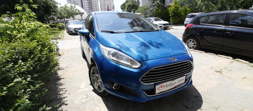 ikinci el araba 2014 Ford Fiesta 1.0 GTDi Titanium Benzin Otomatik 116000 KM 3