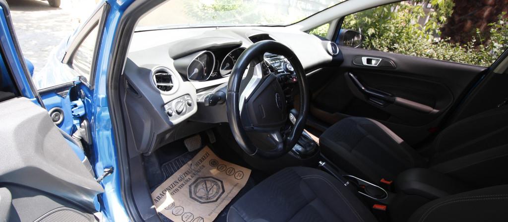 ikinci el araba 2014 Ford Fiesta 1.0 GTDi Titanium Benzin Otomatik 116000 KM 4